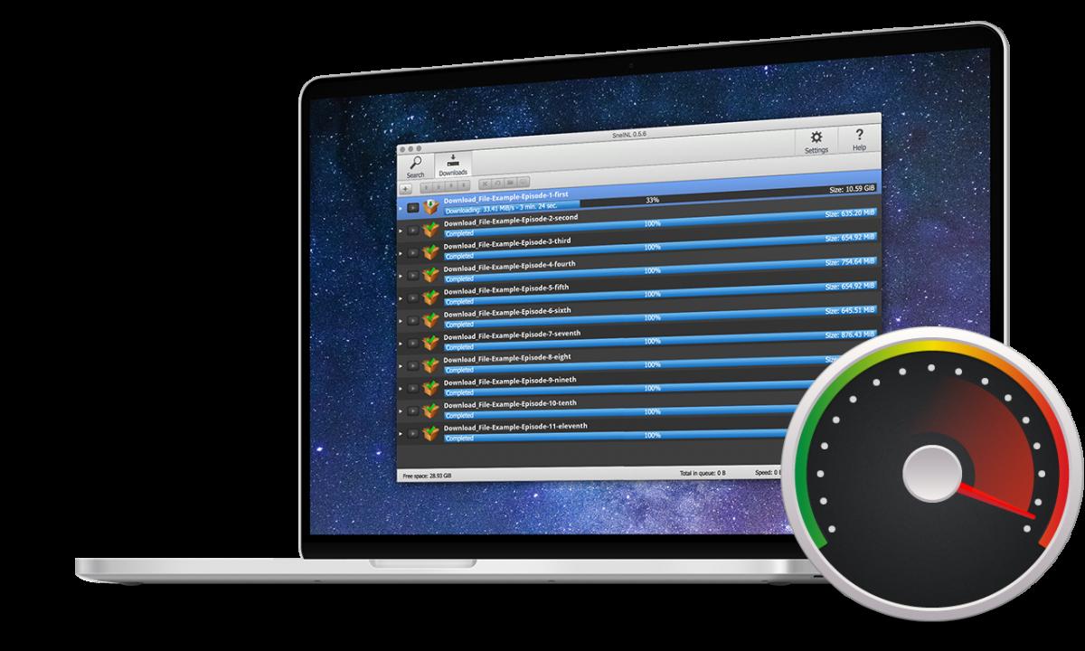 SnelNL App Screenshot